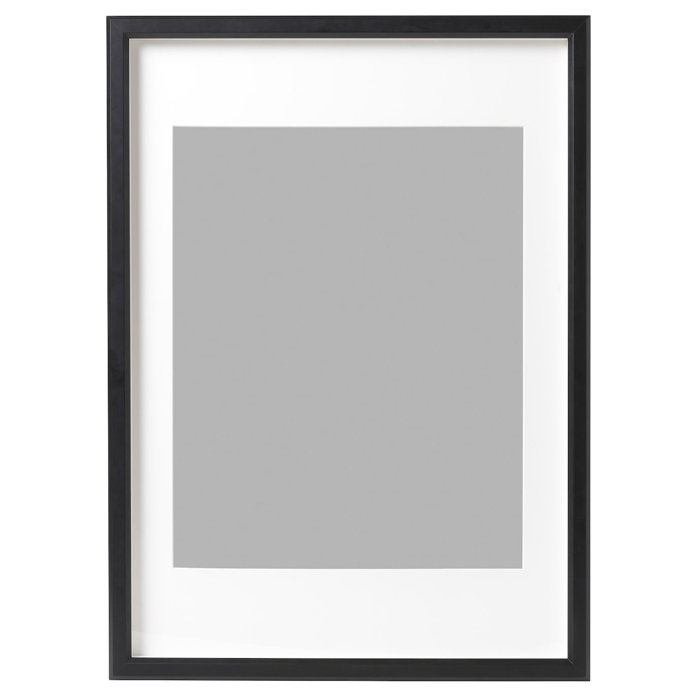 Gunnabo frame black 50x70 cm ikea - Black days ikea ...