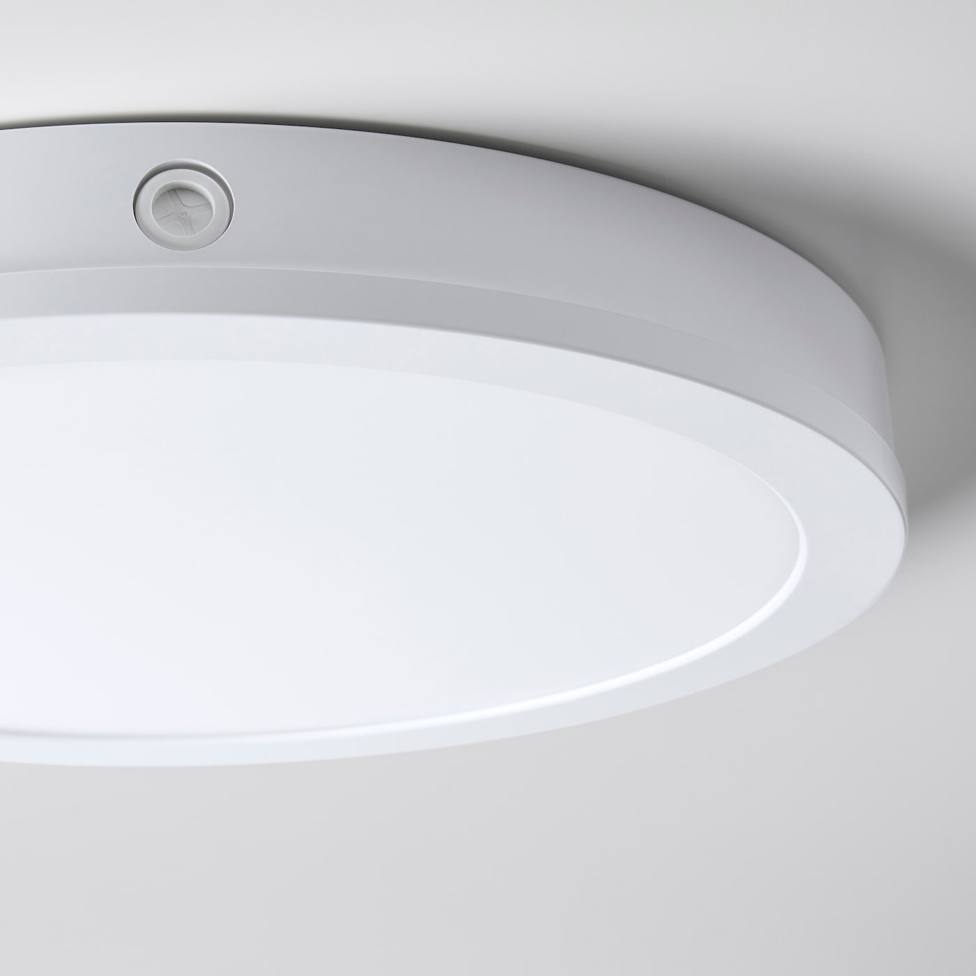 GUNNARP LED ceiling/wall lamp white dimmable/white spectrum 1500 lm 40 cm 5 cm 22 W 2700 K