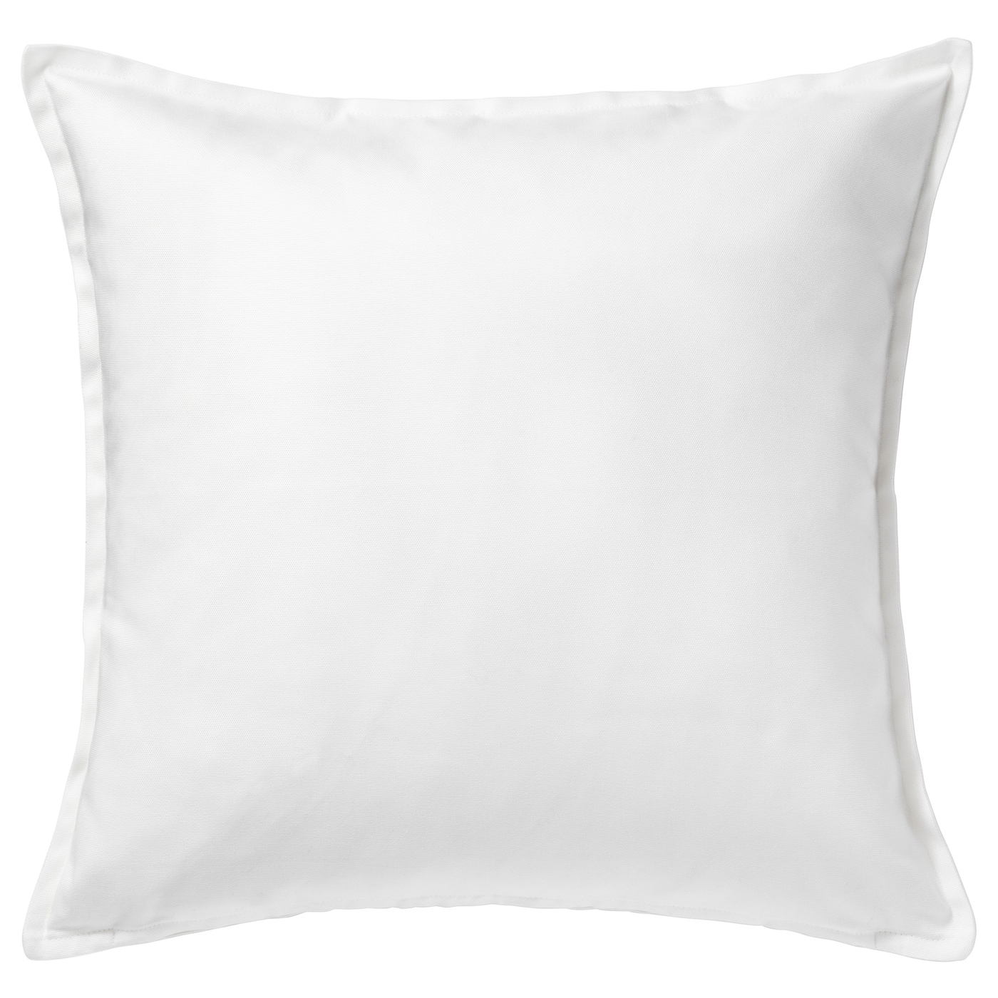 gurli cushion cover white 50x50 cm ikea. Black Bedroom Furniture Sets. Home Design Ideas