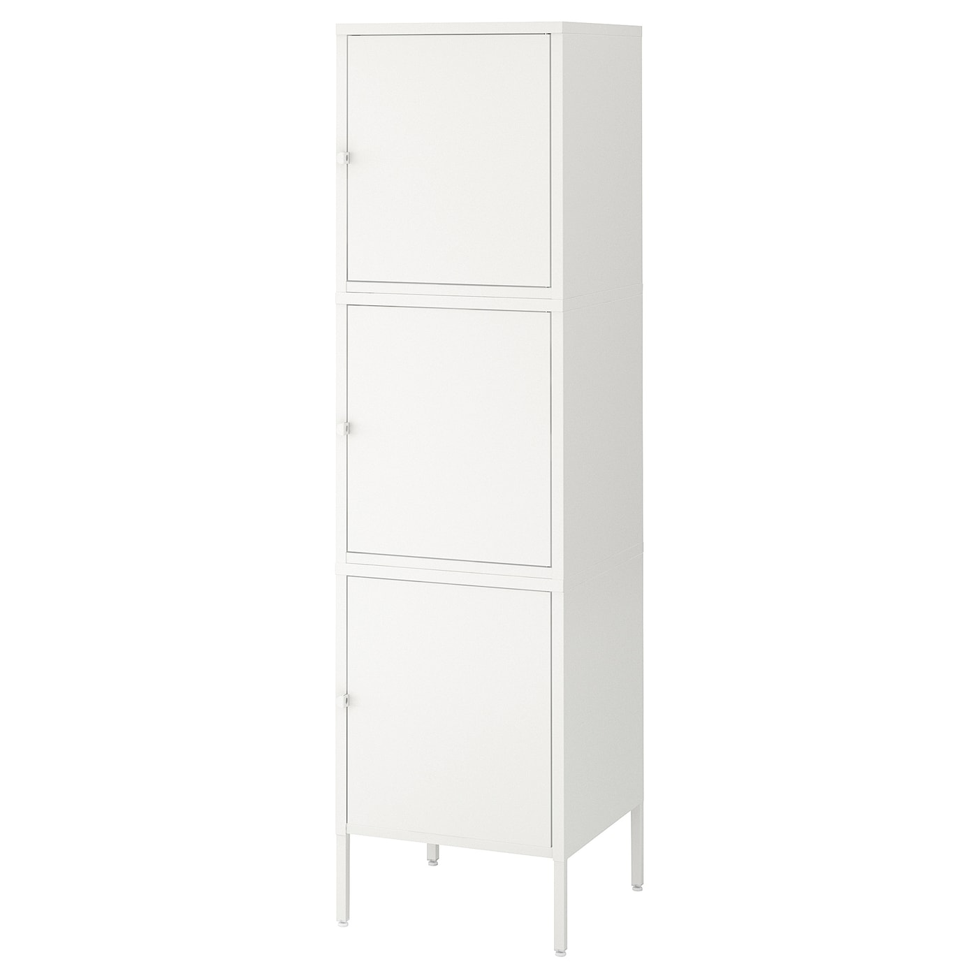 IKEA HÄLLAN storage combination with doors