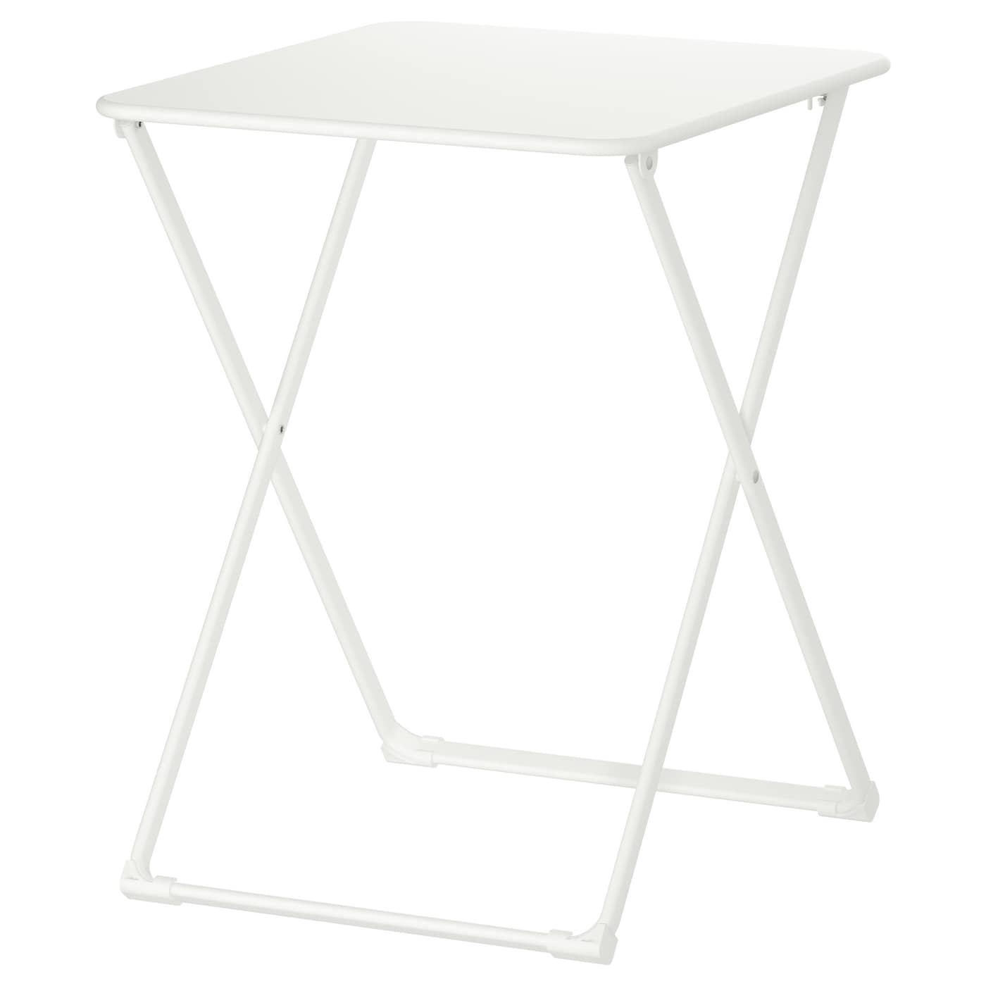 Ikea HÄrÖ Table Outdoor Easy To Fold Up And Put Away