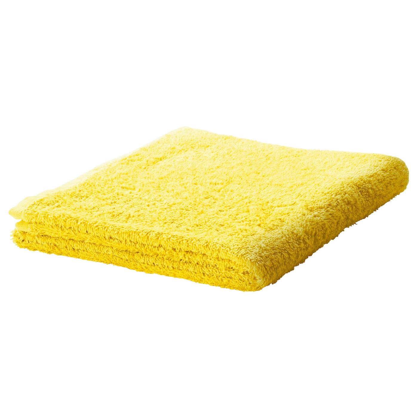 Ikea bathroom towels - Ikea H Ren Bath Towel The Long Fine Fibres Of Combed Cotton Create A Soft And