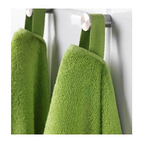 h ren bath towel green 70x140 cm ikea. Black Bedroom Furniture Sets. Home Design Ideas