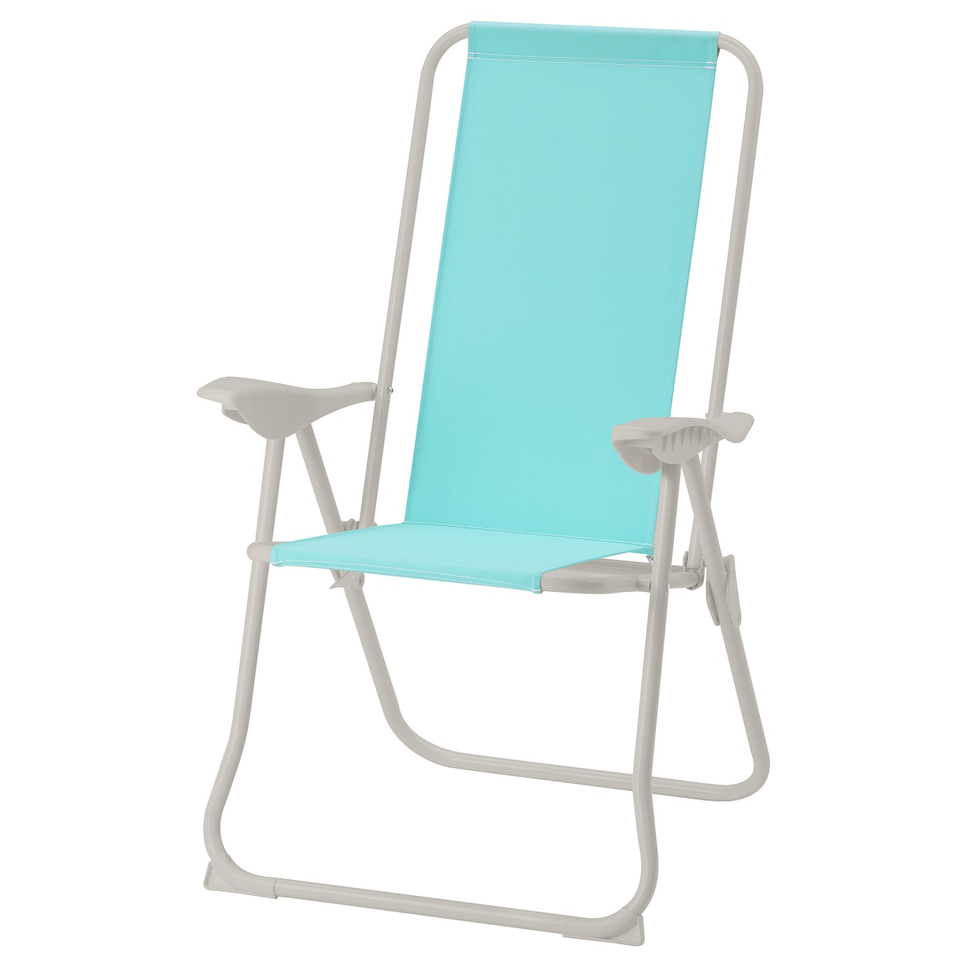 H…M– Reclining chair Turquoise IKEA