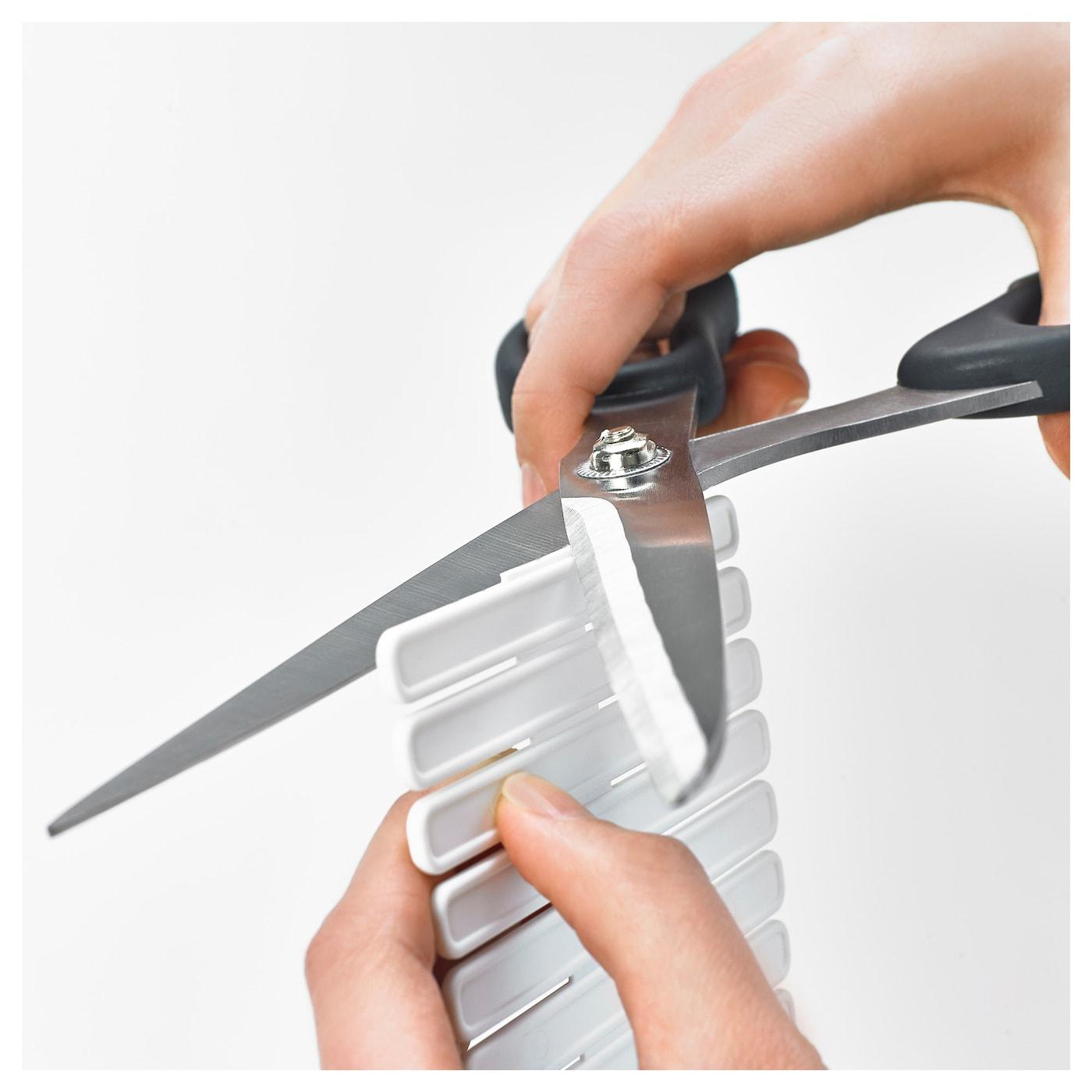 H fta divider for drawer white 55x10 cm ikea for Ikea schubladen organizer