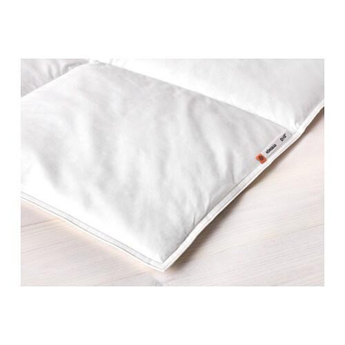 Ikea HÖnsbÄr Duvet 12 Tog An Extra Warm Quilt In Soft Cotton Filled With