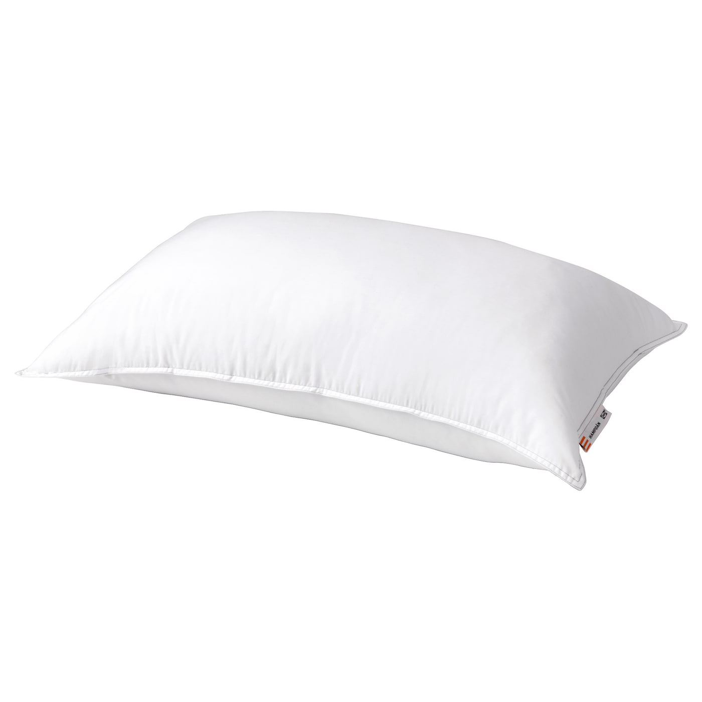 IKEA HAMPDÅN pillow, firmer