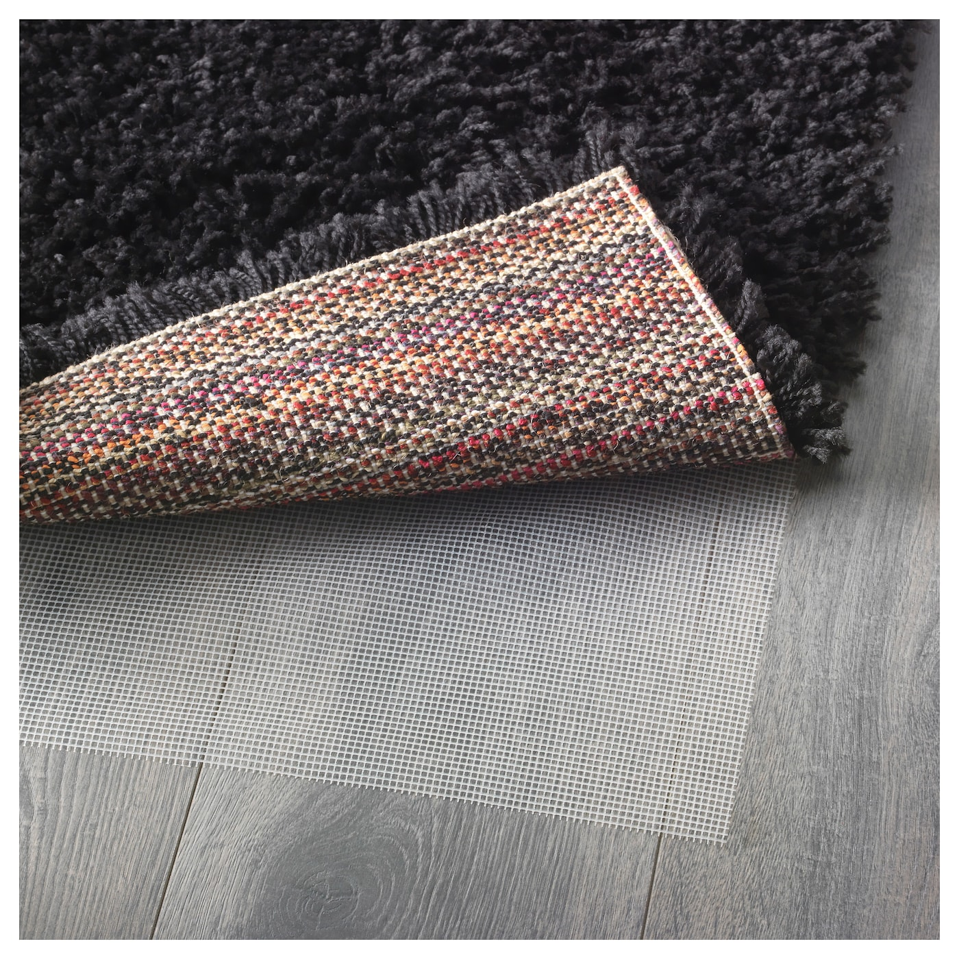 Superb IKEA HAMPEN Rug, High Pile The High Pile Makes It Easy To Join Several Rugs