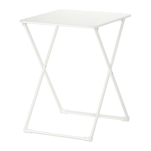 H r table outdoor ikea for Petite table pliante