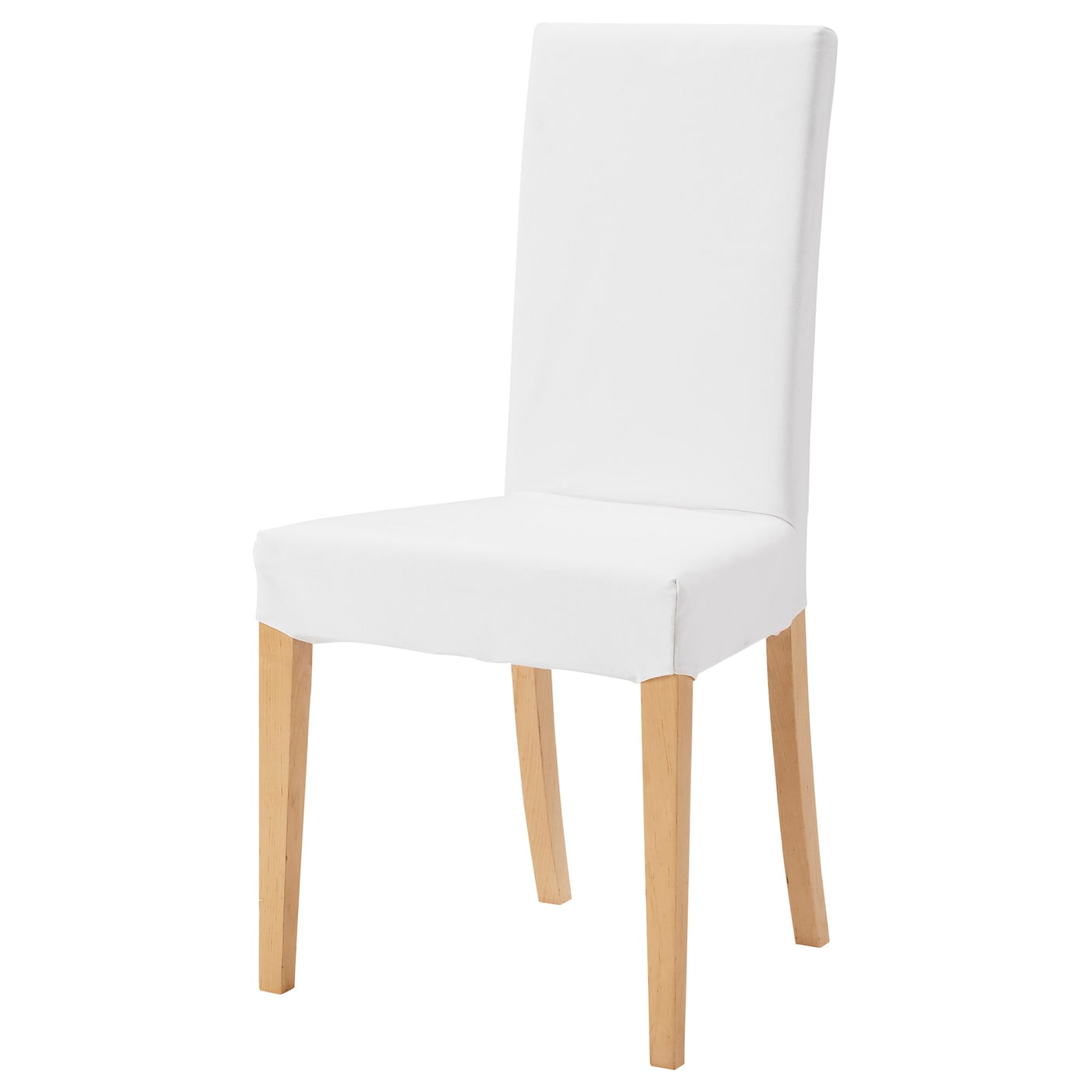 HARRY Chair Birch blekinge white IKEA