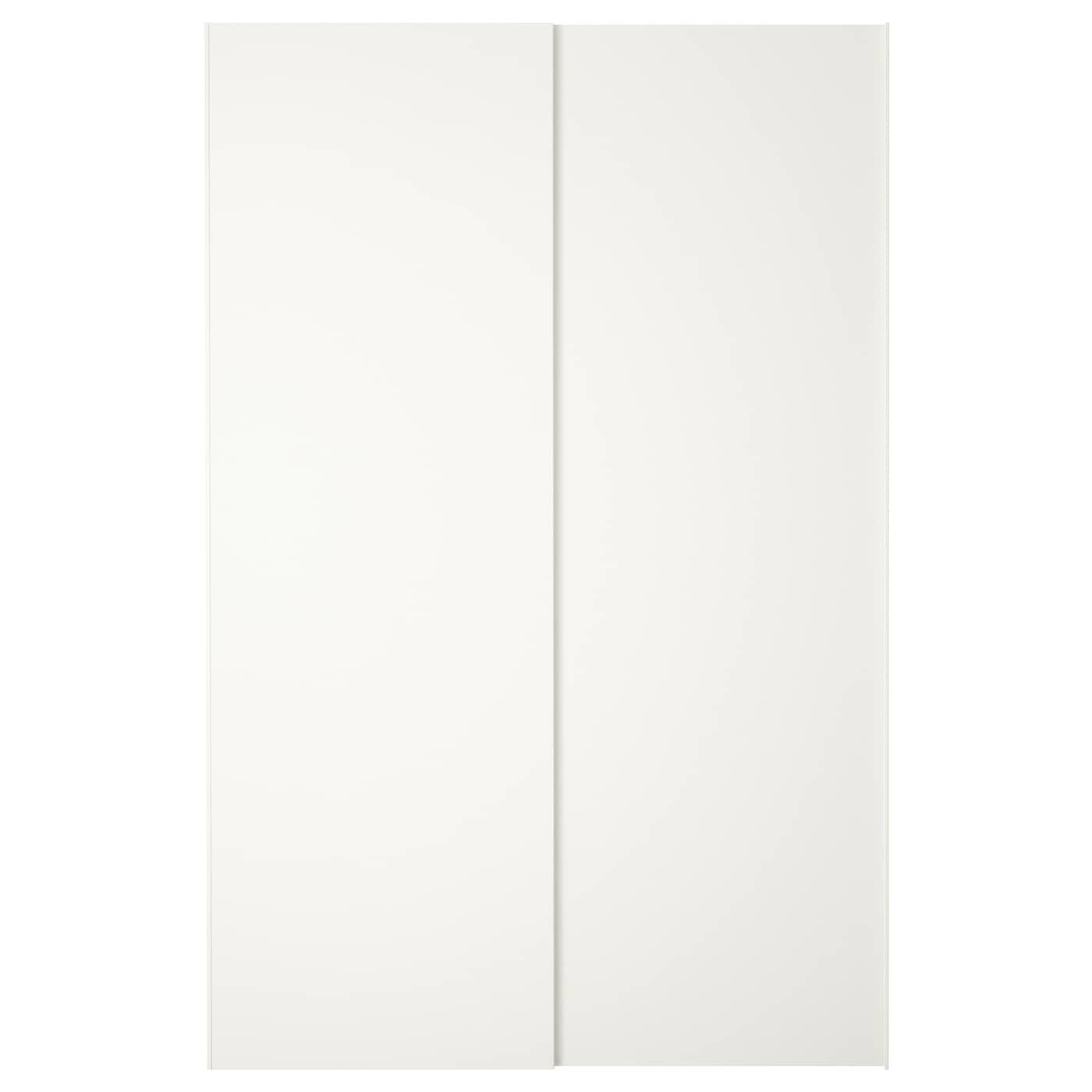 ikea hasvik pair of sliding doors 10 year guarantee read about the terms in the