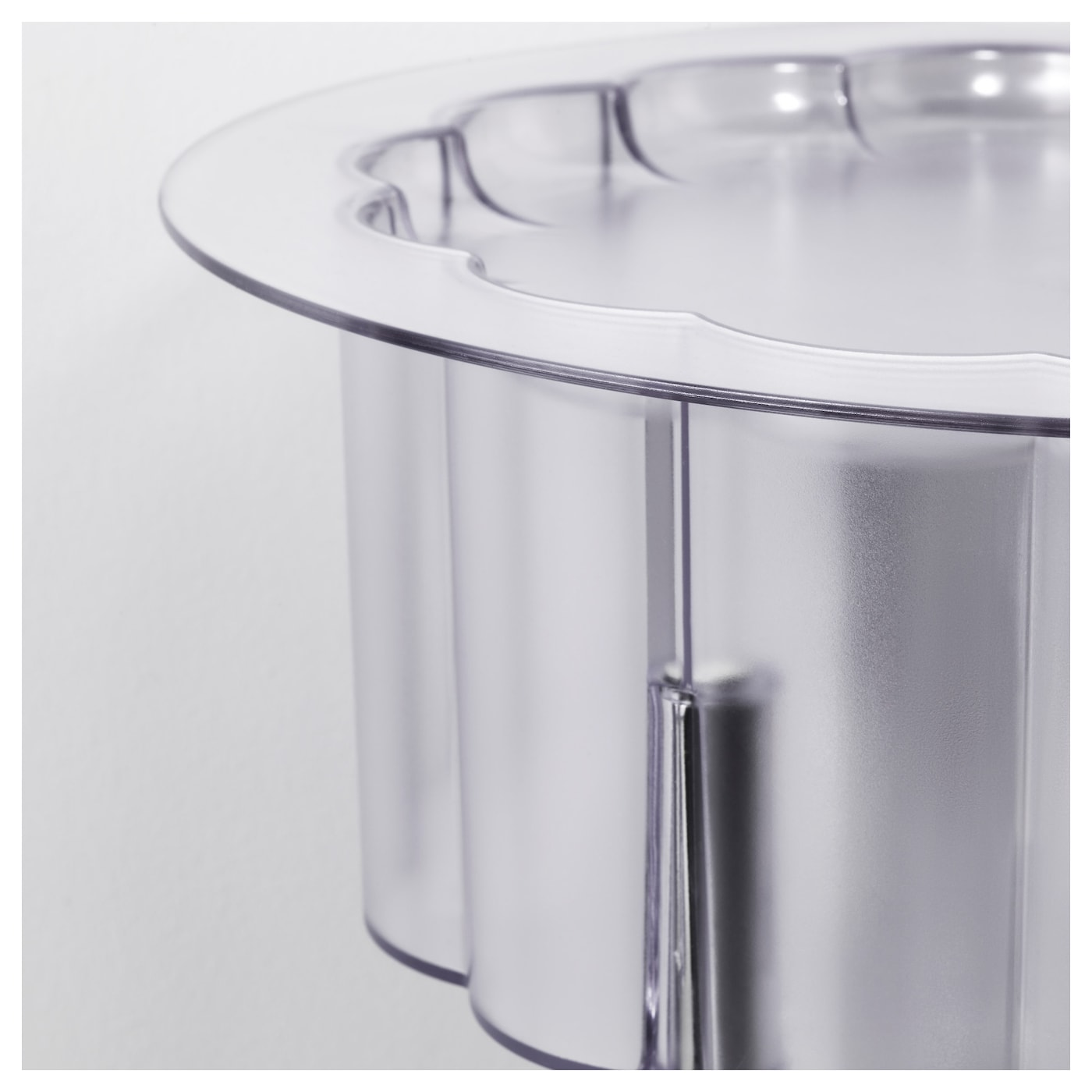 IKEA HATTEN side table You can use the removable tray for serving.