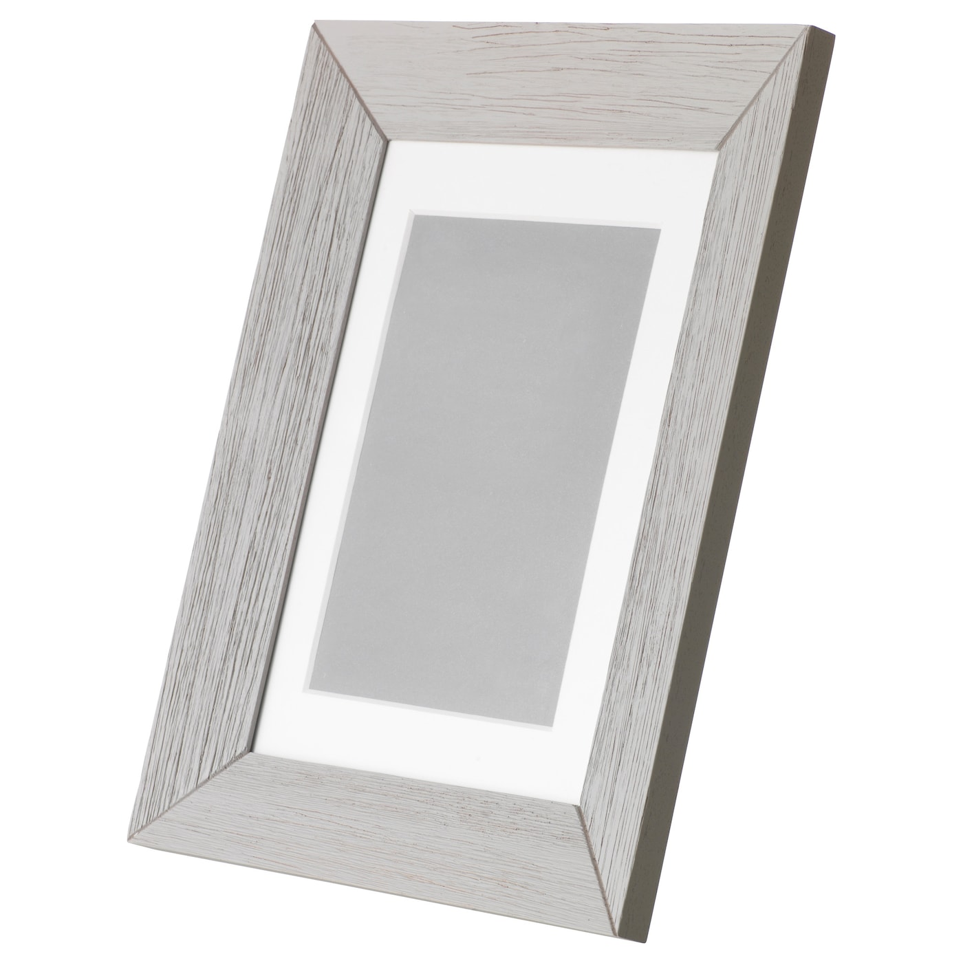 IKEA HAVERDAL frame PH-neutral mount; will not discolour the picture.