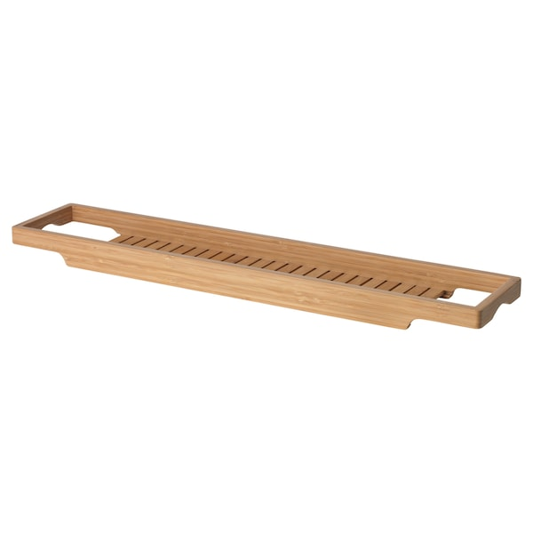 HAVERN Bath rack, bamboo, 70 cm