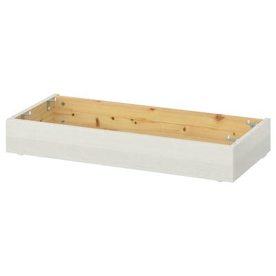 HAVSTA Plinth, white, 81x37x12 cm