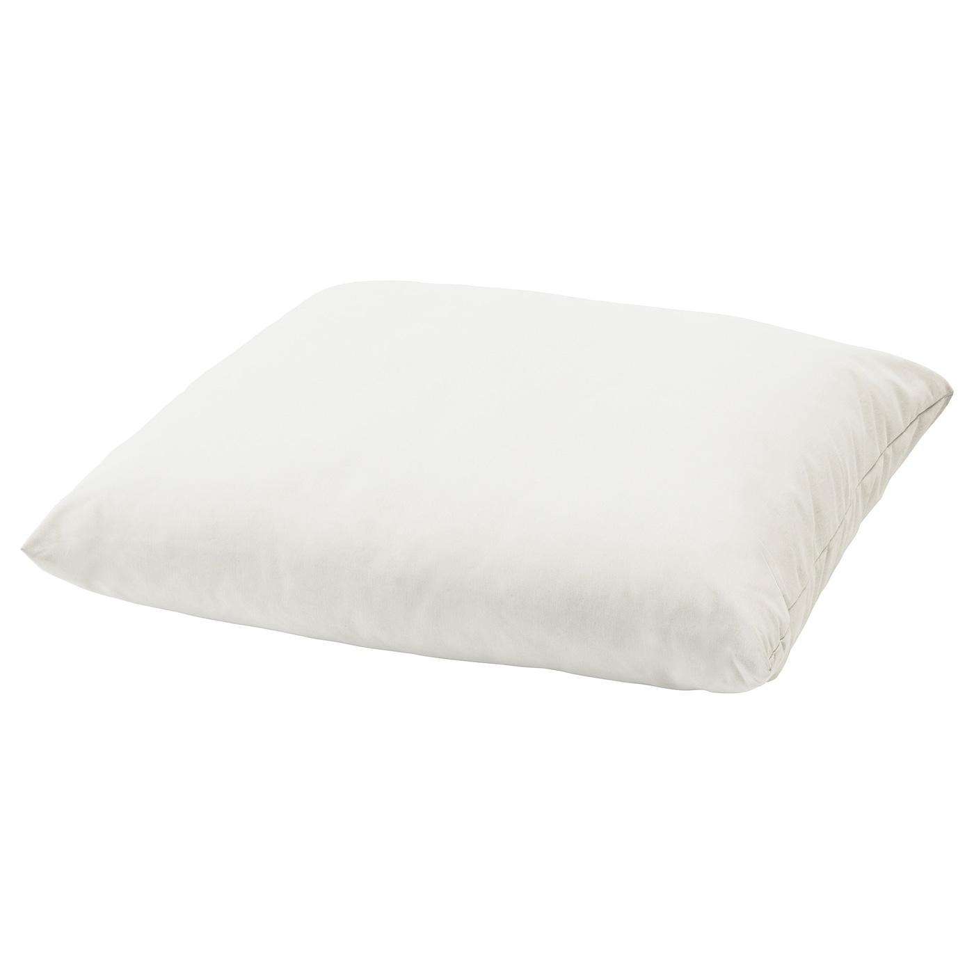 Picture of: Havsten Beige Seat Cushion Outdoor Ikea