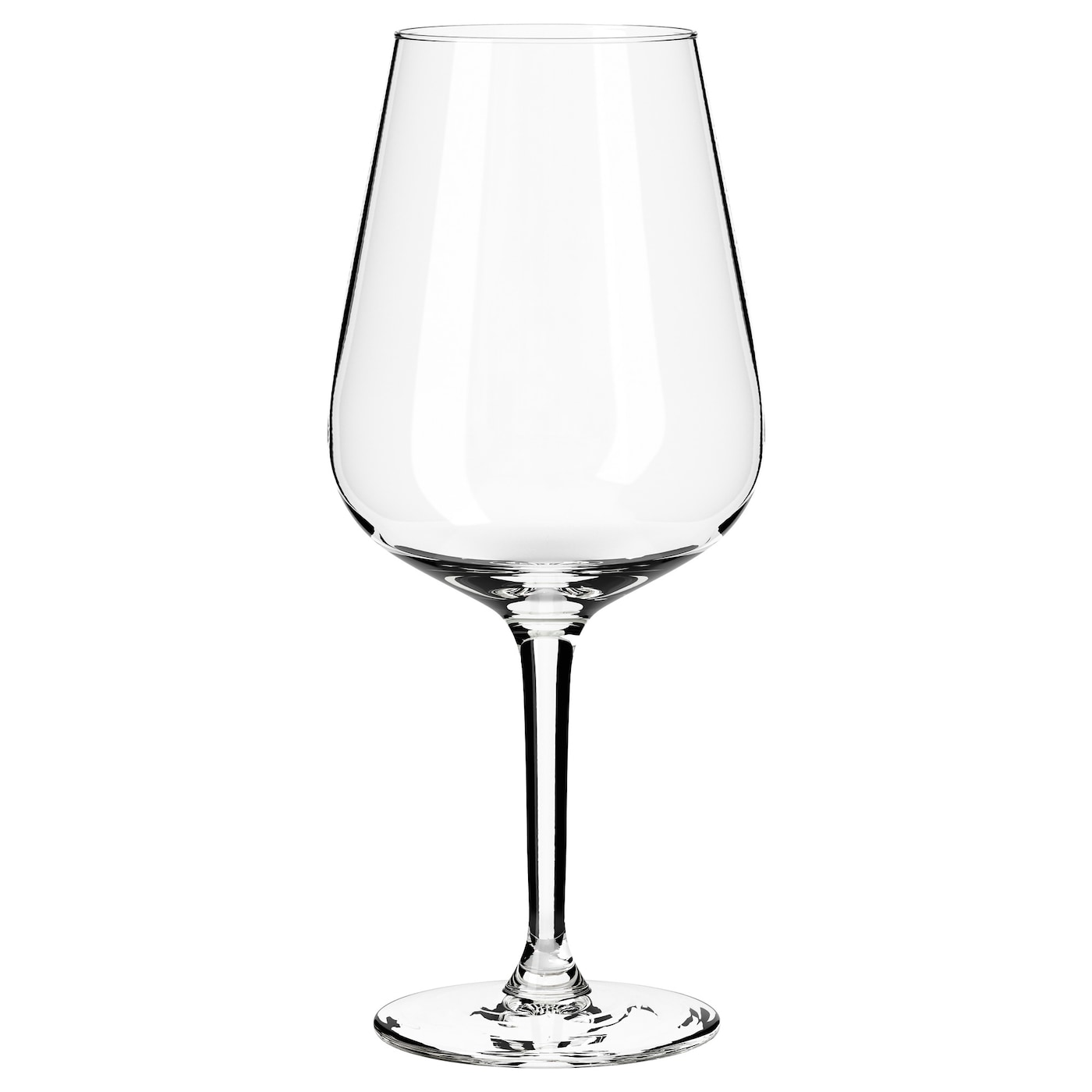 IKEA HEDERLIG red wine glass