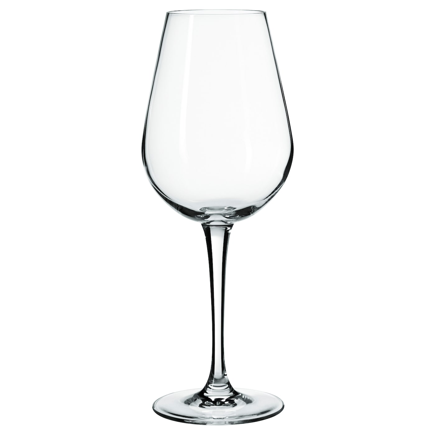 hederlig white wine glass clear glass 35 cl ikea. Black Bedroom Furniture Sets. Home Design Ideas