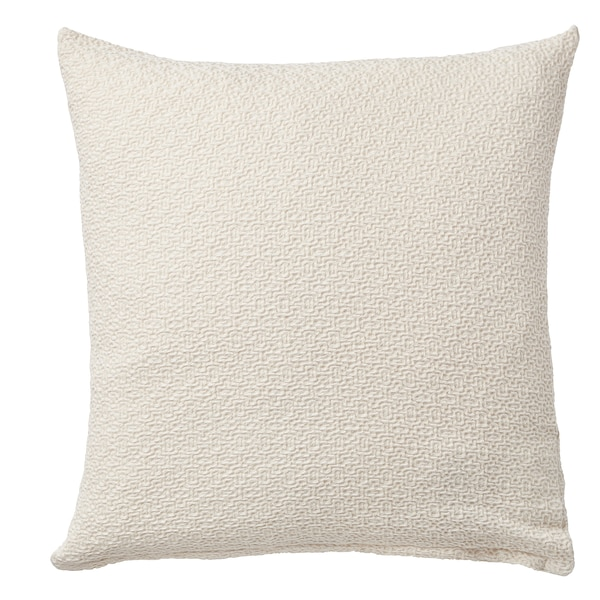 HEDSÄV Cushion cover, off-white, 50x50 cm