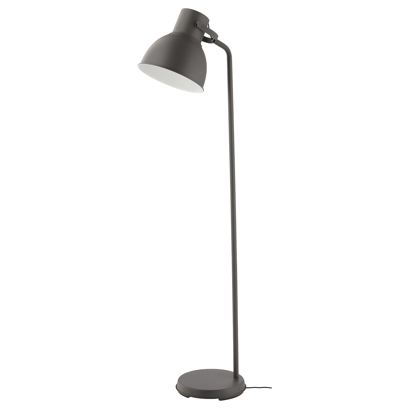 hektar floor lamp dark grey ikea. Black Bedroom Furniture Sets. Home Design Ideas