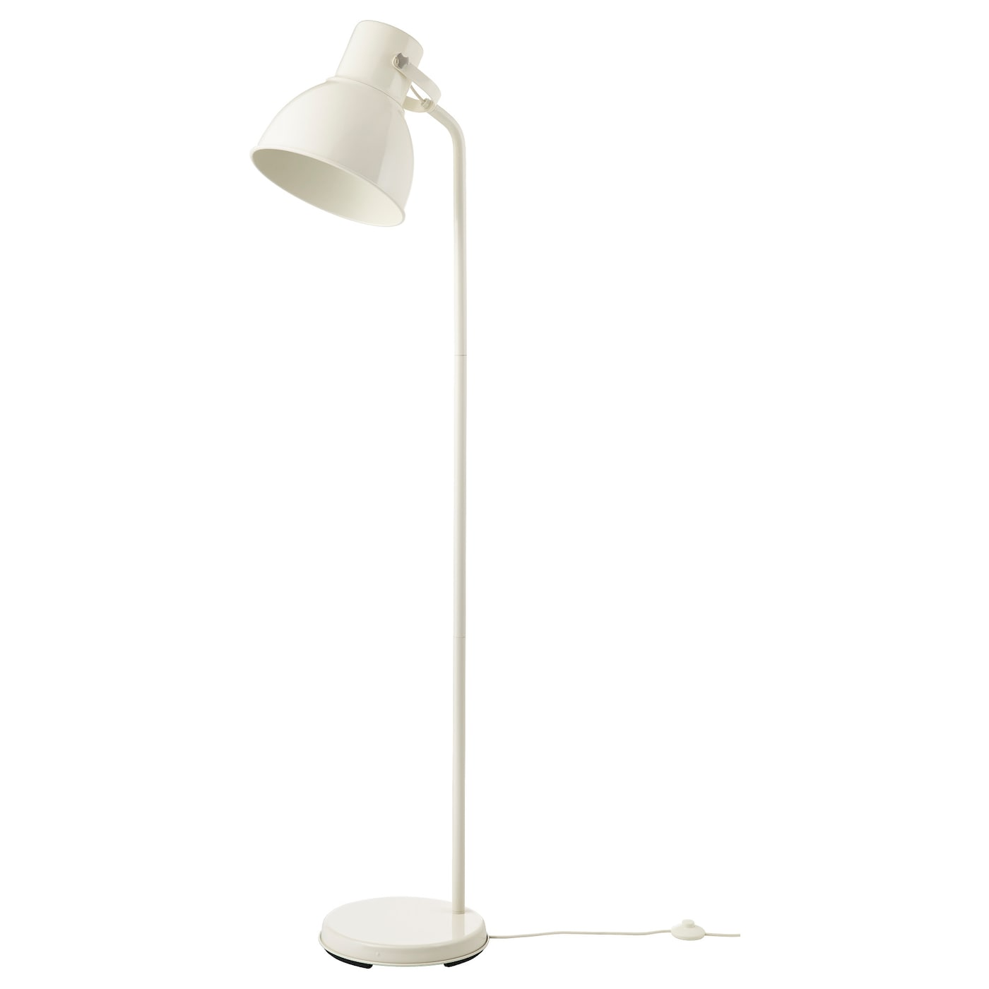 Hektar floor lamp white ikea - Suspension blanche ikea ...