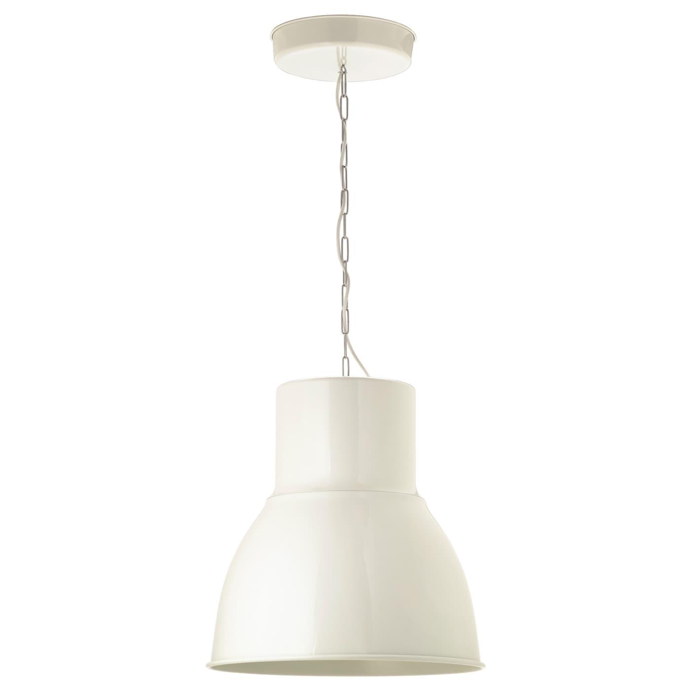 HEKTAR Pendant Lamp White 47 Cm