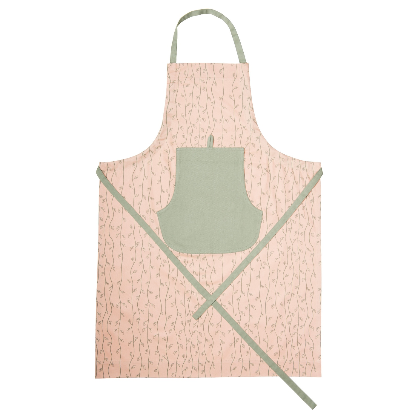IKEA HEMGJORD apron This handmade product is made by a social entrepreneur in Karnataka, India.