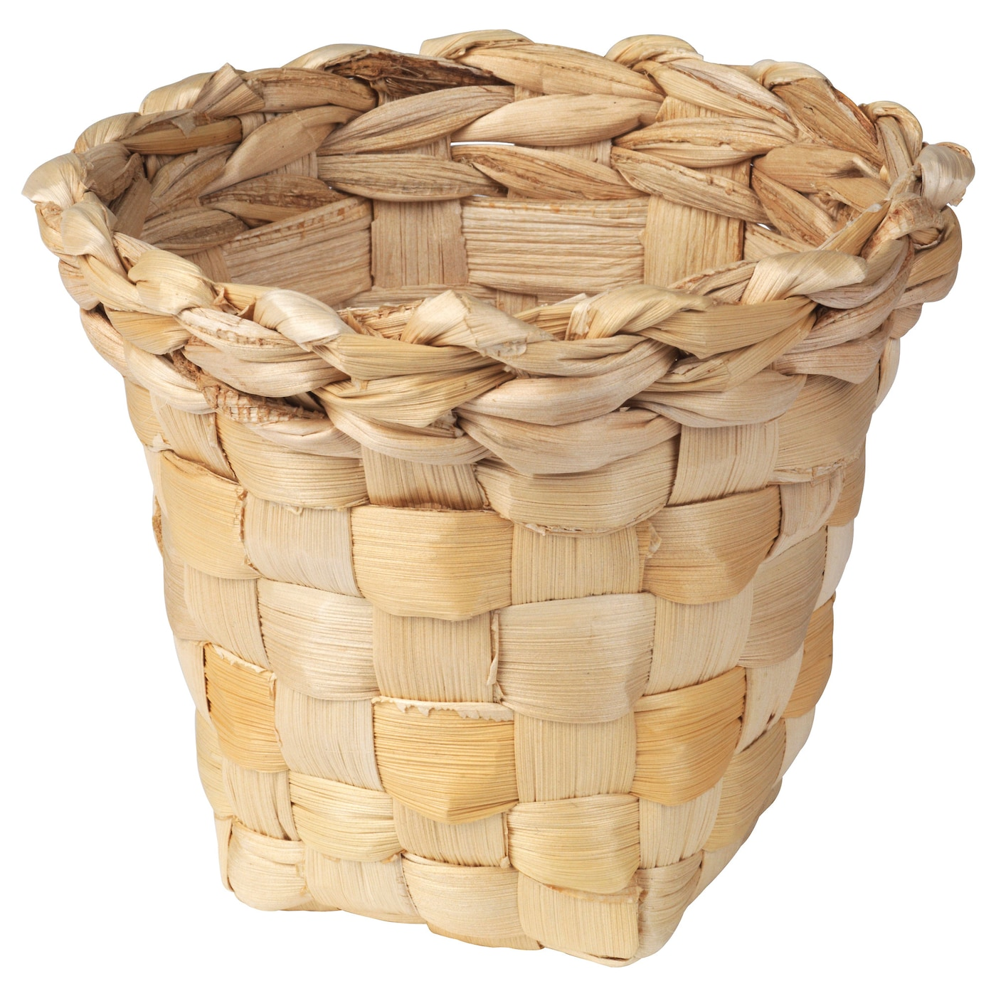 IKEA HEMGJORD basket This handmade product is made by a social entrepreneur in Karnataka, Indien.