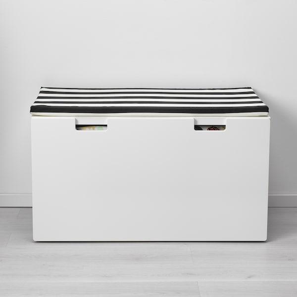 Betere HEMMAHOS black, Bench pad, 90x49x3 cm - IKEA MZ-46