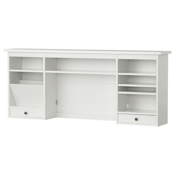 Hemnes White Add On Unit Desk 152x63
