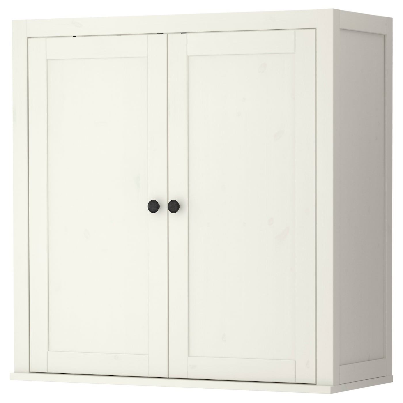IKEA HEMNES add-on unit for bureau Solid wood is a durable natural material.