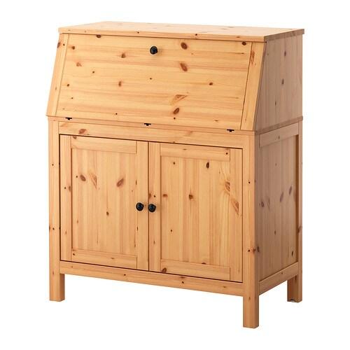 hemnes bureau light brown ikea. Black Bedroom Furniture Sets. Home Design Ideas