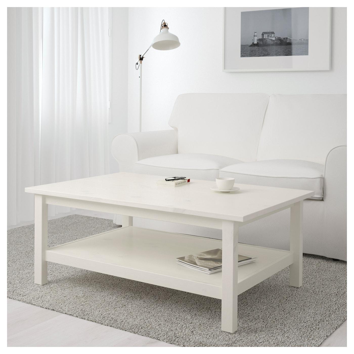 Amazing Ikea Hemnes Coffee Table: HEMNES Coffee Table White Stain 118 X 75 Cm