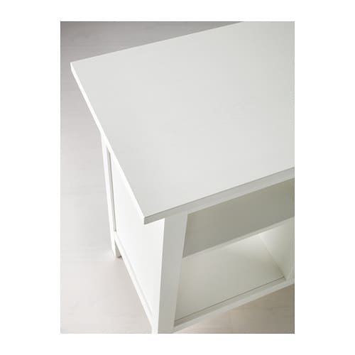 Hemnes Coffee Table White Stain 118x75 Cm: HEMNES Console Table White Stain 157x40 Cm