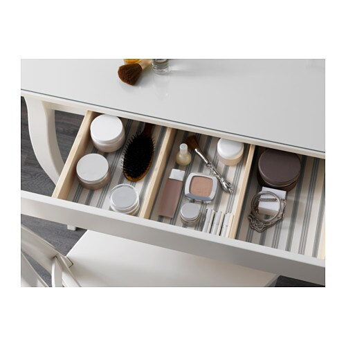 Ikea Diktad Kinderbett Schrauben ~ HEMNES Dressing table with mirror White 100×50 cm  IKEA