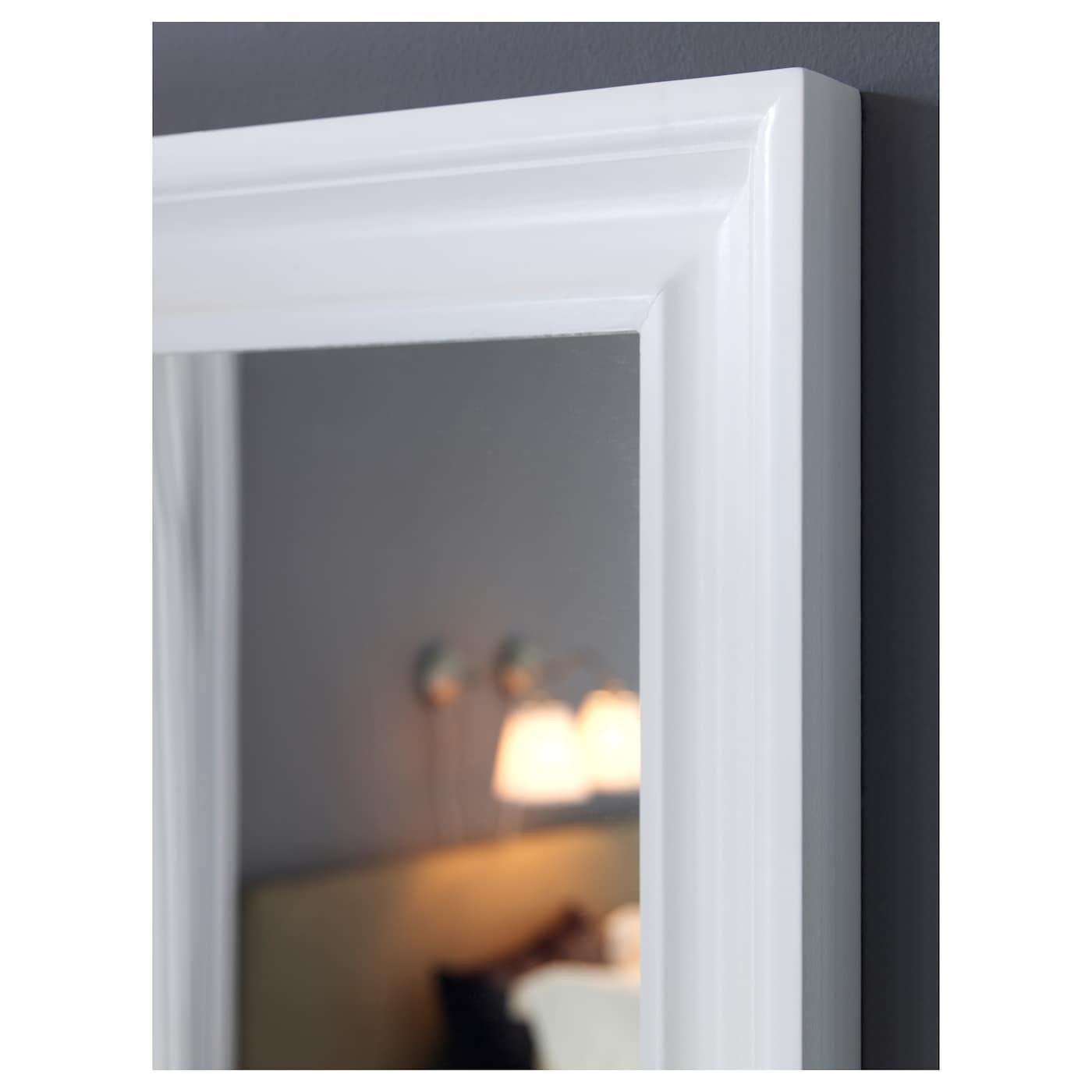 hemnes mirror white 60x90 cm ikea. Black Bedroom Furniture Sets. Home Design Ideas
