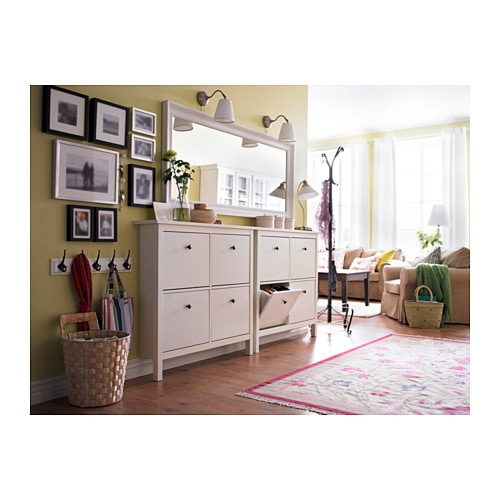 Hemnes mirror white 74x165 cm ikea for Spiegel hemnes