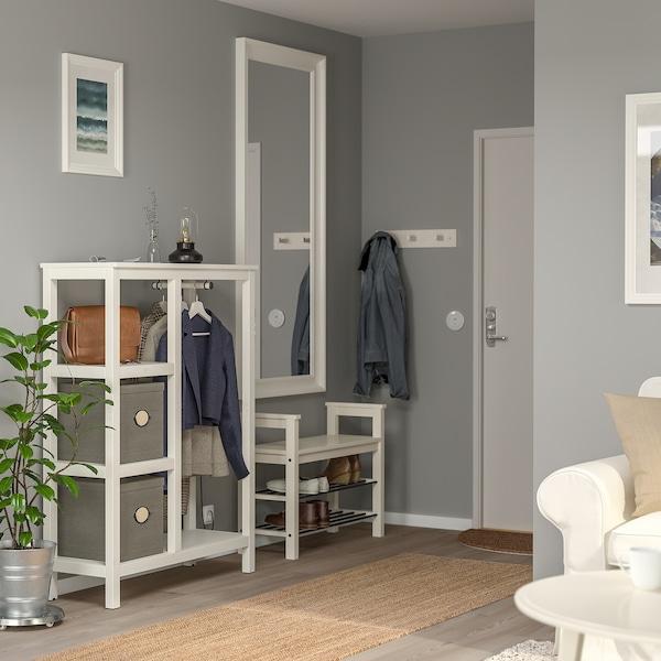 IKEA HEMNES Open wardrobe