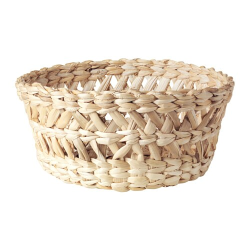 IKEA HEMTRAKT basket This handmade product is made by a social enterprise in Karnataka, India.