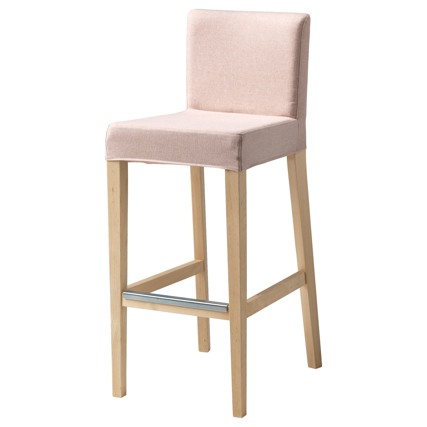 IKEA HENRIKSDAL bar stool with backrest Machine washable cover  easy to  keep clean Bar Seating   Caf  Seating   IKEA. Outdoor Bar Stools And Tables Uk. Home Design Ideas