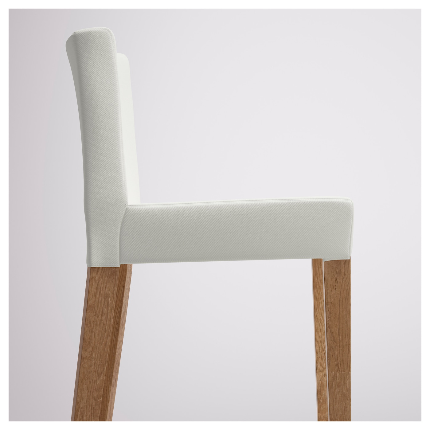 #764F31 IKEA HENRIKSDAL Bar Stool With Backrest The Padded Seat Means You Sit  with 2000x2000 px of Most Effective Ikea Oak Chairs 20002000 wallpaper @ avoidforclosure.info