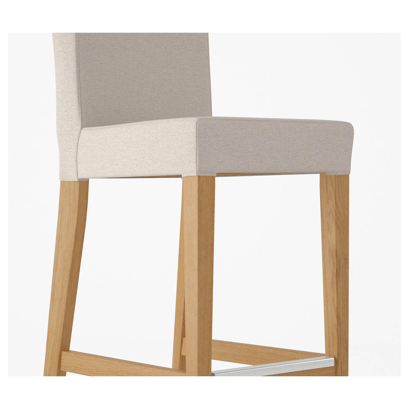 #7B4E28 IKEA HENRIKSDAL Bar Stool With Backrest The Padded Seat Means You Sit  with 2000x2000 px of Most Effective Ikea Oak Chairs 20002000 wallpaper @ avoidforclosure.info