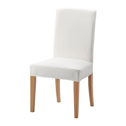Ikea Henriksdal Chair The Legs Are Made Of Solid Wood Which Is A Durable