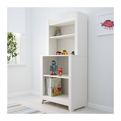 Elegant IKEA HENSVIK Cabinet With Shelf Unit Practical Extra Storage For All Kinds  Of Toys.