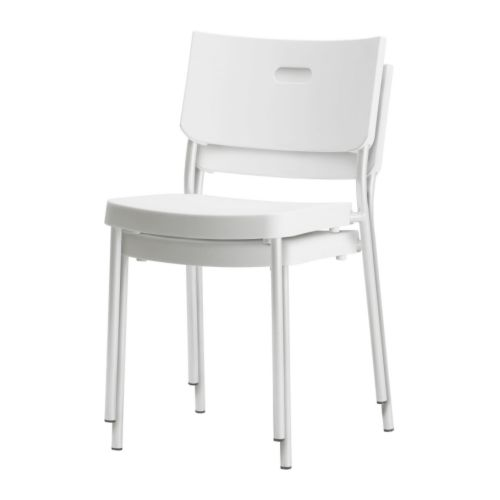 Ikea Bistrotisch ikea herman chair two ikea herman white and grey chairs for sale