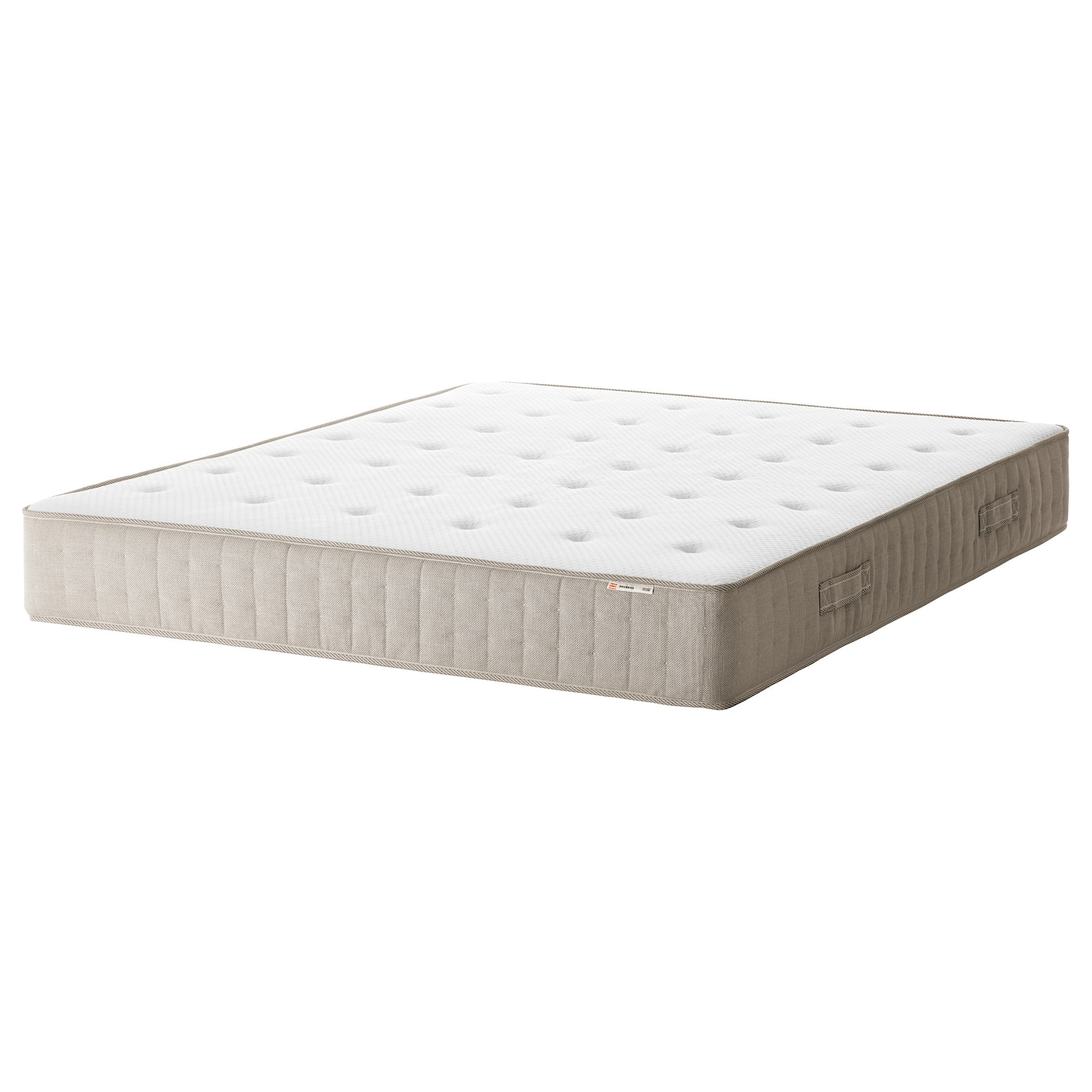 HESSENG Pocket sprung mattress Firm natural colour