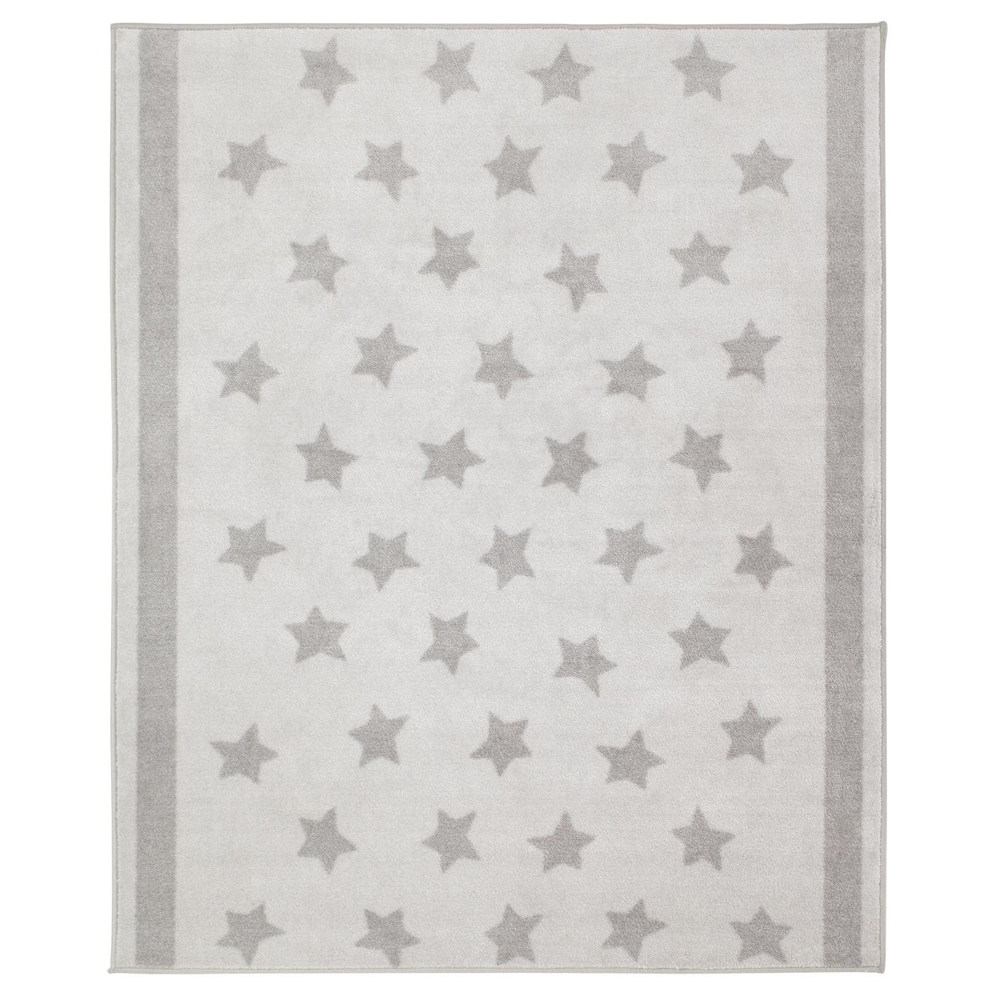 Himmelsk Grey Rug 133x160 Cm Ikea