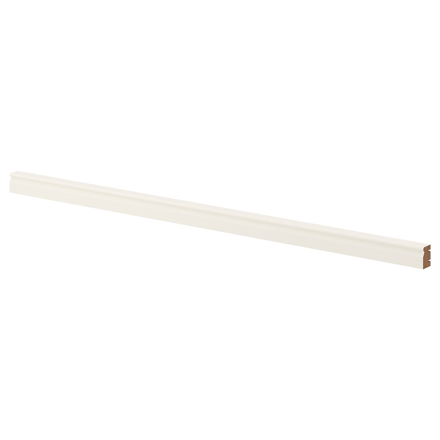 IKEA HITTARP contoured deco strip/moulding Can be cut to desired length.