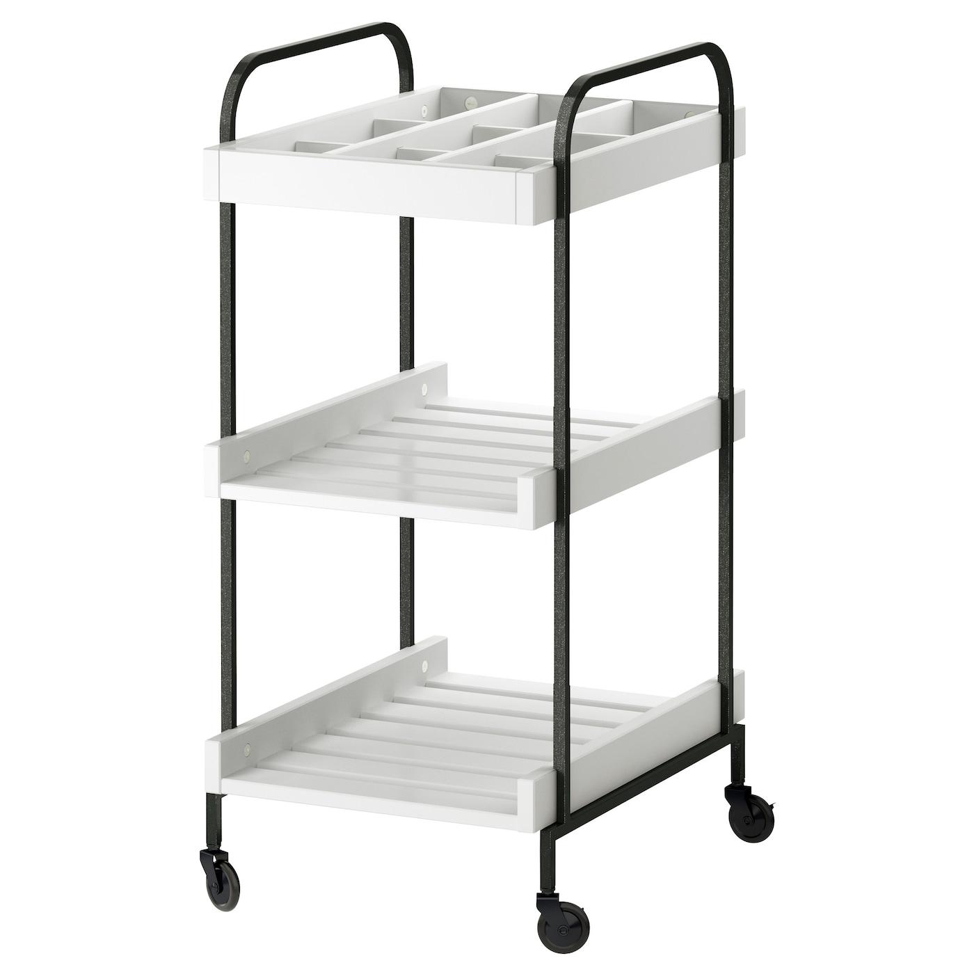 storage trolley bahtroom trolley ikea. Black Bedroom Furniture Sets. Home Design Ideas