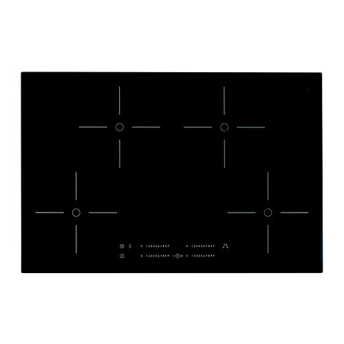 HÖGVÄRDIG Induction hob with bridge function IKEA 5 year guarantee.   Read about the terms in the guarantee brochure.